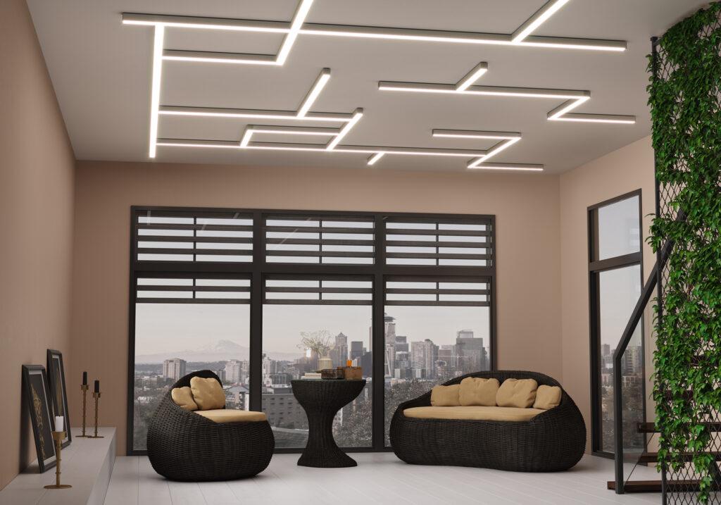 LED освітлення